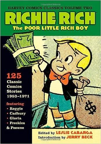 Harvey Comics Classics Volume 2