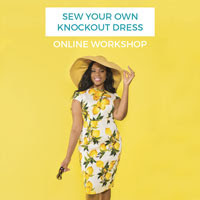 Sew Your Own Knockout Dress online workshop
