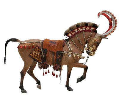 Horse Ornamentation