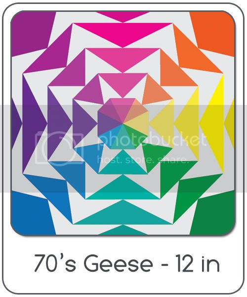 70s Geese 12in