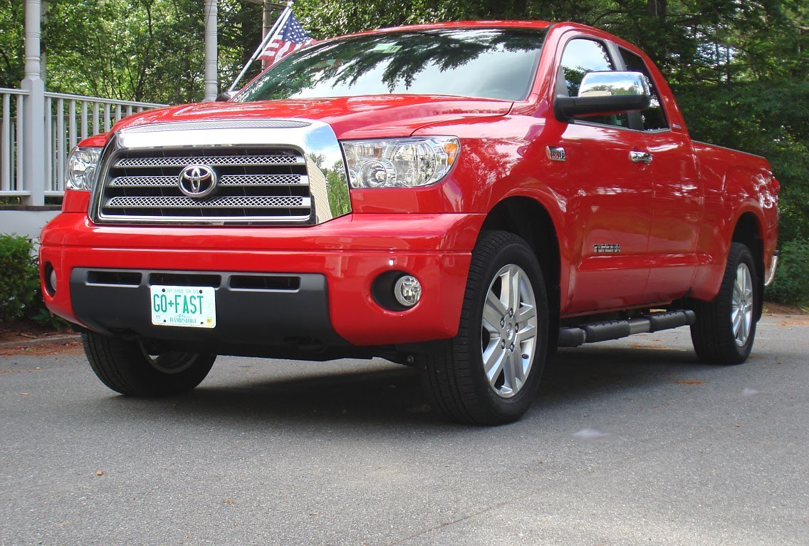 Toyota Tundra Limited, 4x4 Dbl Cab image