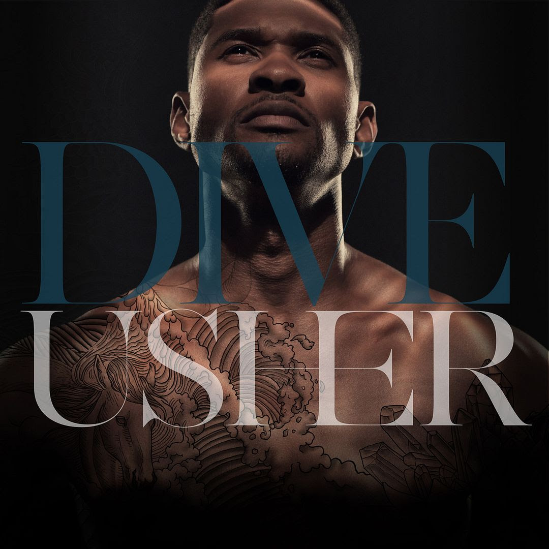 Dive (Single Cover), Usher