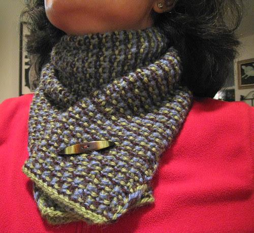 Mindless scarf