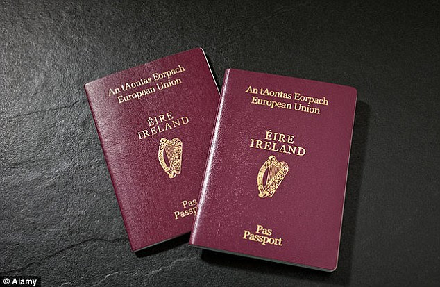 Ireland has urged Britons clamouring to get an Irish passport in the wake of the Brexit result to slow down after a surge in demand