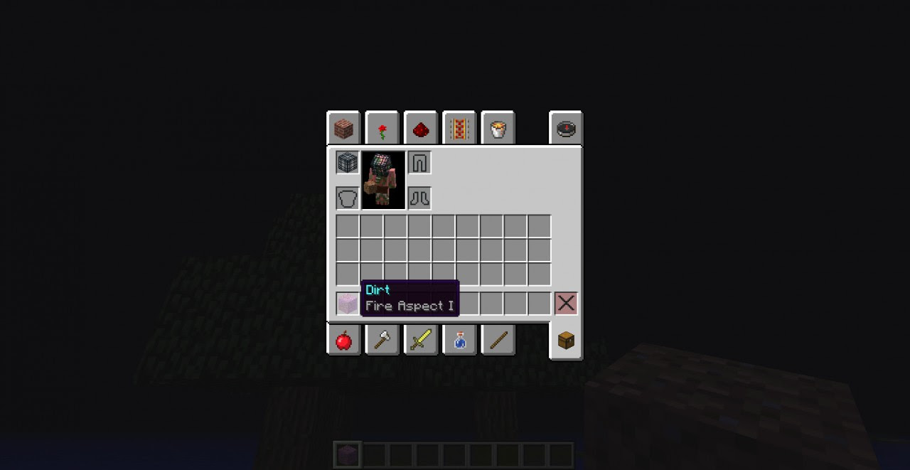 Minecraft Enchantment Fire Aspect Lock Down X I tried to enchant it, but i didn't got it. minecraft enchantment fire aspect