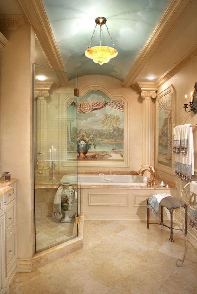 15 Wondrous Victorian Bathroom Design Ideas - Rilane