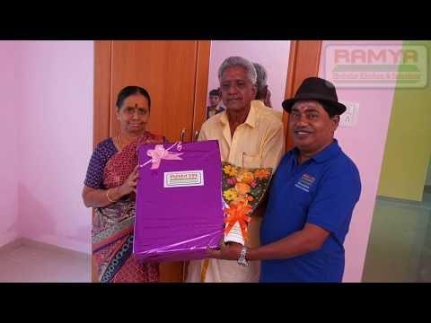Ramya Modular Kitchen Customer Reviews,  Our Client Mr. Ravichandran Porur