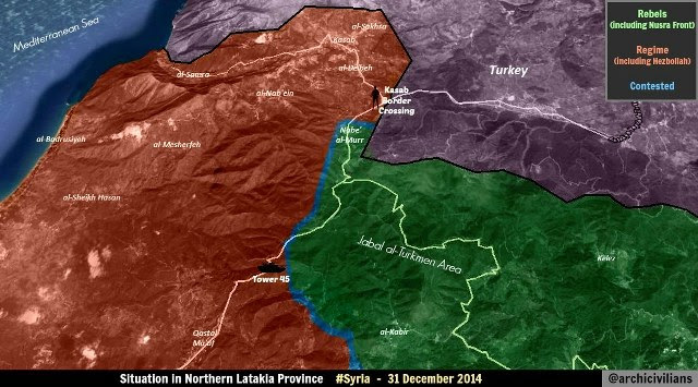 Northern-Latakia-map
