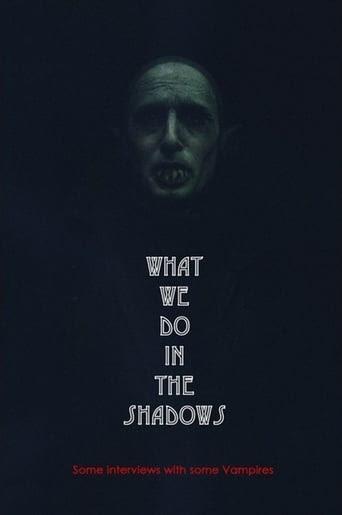 低俗殭屍玩出征/吸血鬼家庭屍篇(What We Do in the Shadows)poster