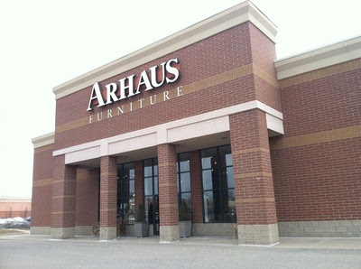 Arhaus Furniture To Move From Arborland