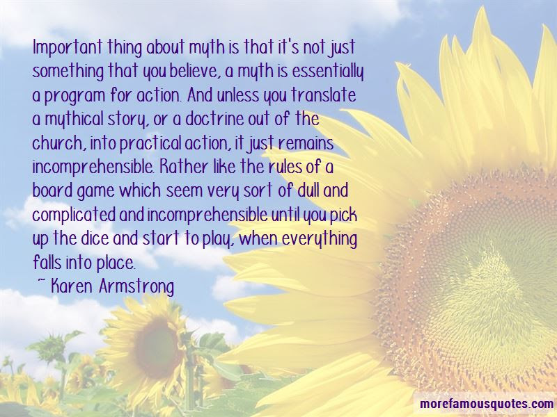 Everything Falls Into Place Quotes Top 31 Quotes About Everything