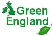 the Green England Logo