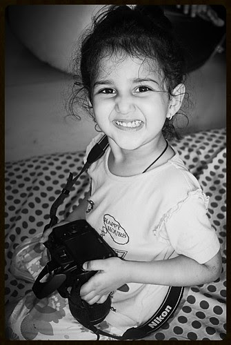 She Was A Street  Photographer Much Before She Was Born by firoze shakir photographerno1