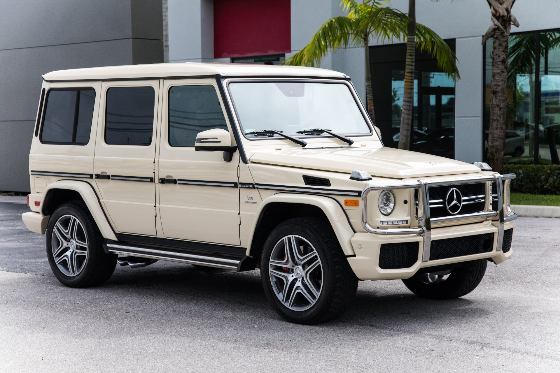 Used 2017 Mercedes-Benz G-Class AMG G 63 For Sale ...