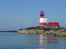 the Longstone Lighthouse