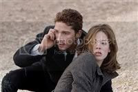 Eagle Eye is starring Shia LaBeouf and Michelle Monaghan.
