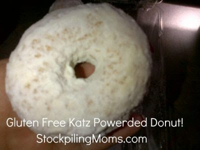 Katz Gluten Free Powdered Donuts Review