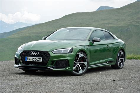 audi rs   drive review green   page
