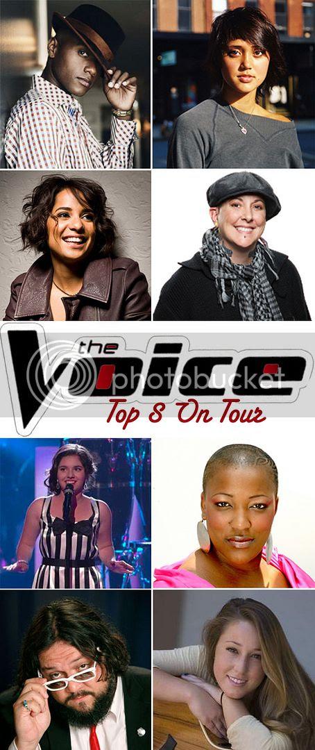 The Voice On Tour