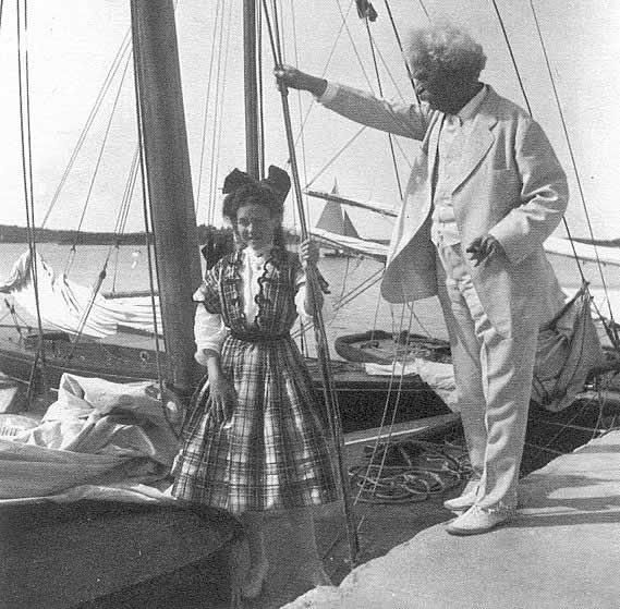 Gerken and Clemens in Bermuda
