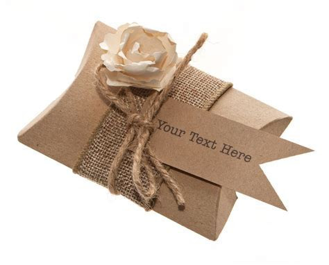 Details about Wedding Pillow Box Favours   pack of 50