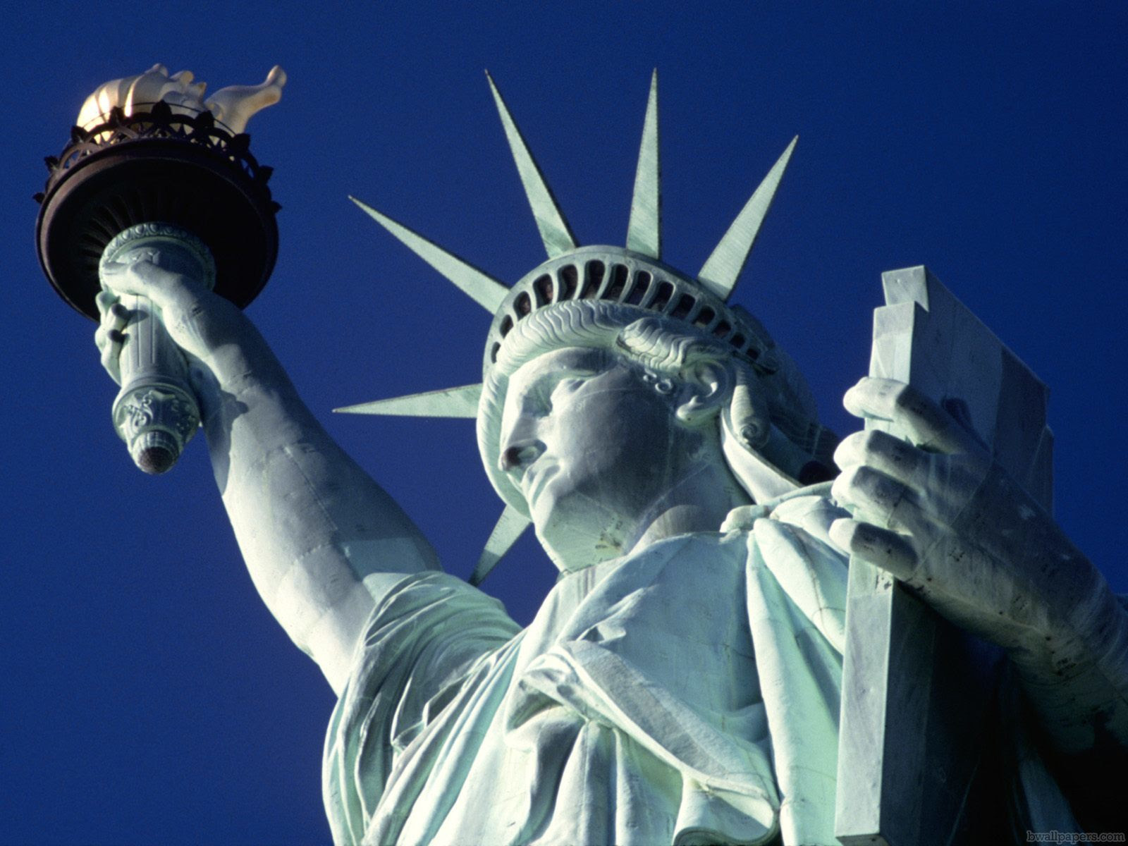 Statue Of Liberty New York City Wallpaper High Definition High