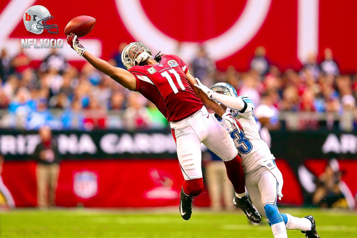 B/R NFL 1,000 2013: Top 100 Wide Receivers  Bleacher Report