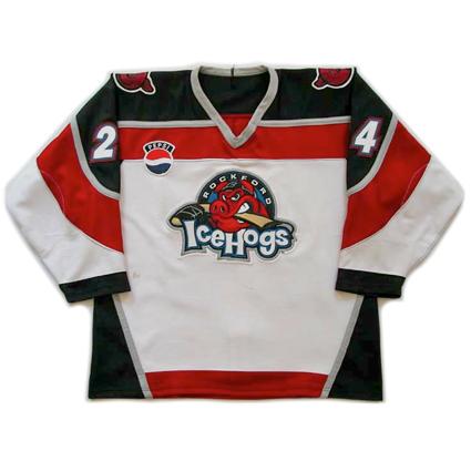 Rockford IceHogs 99-00 jersey