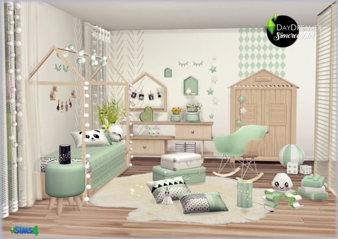 610 Toddler Bedroom Sets Sims 4 Best Free
