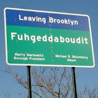 brooklyn welcome sign