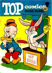 Top Comics: Bugs Bunny #1