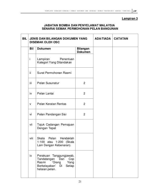 Mpk senarai semak permohonan pelan bangunan (kuatkuasa 010112)