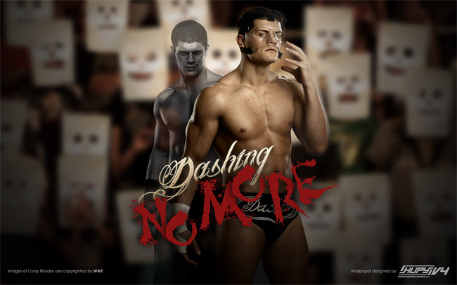 Dashing No More: Cody Rhodes wallpaper ~ Team Cenation