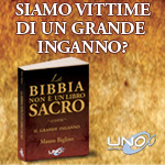 Macrolibrarsi.it presenta il LIBRO: La Bibbia non è un Libro Sacro