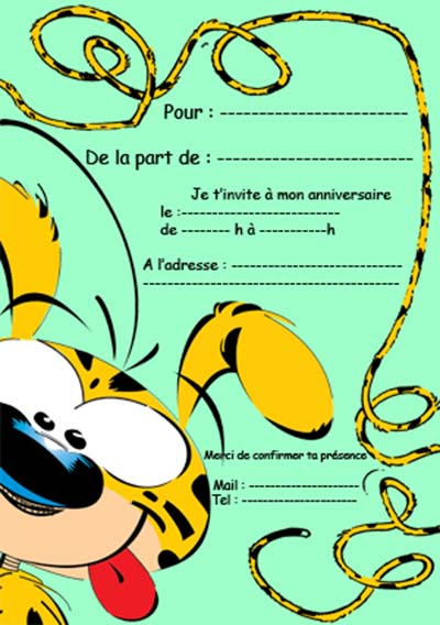 Carte D Anniversaire A Imprimer Pour 10 Ans Nanaryuliaortega Blog