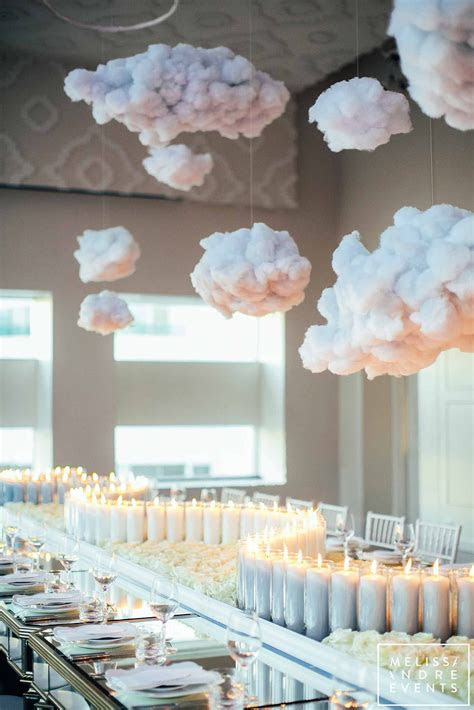 Up In The Clouds Birthday Party   Event Planning