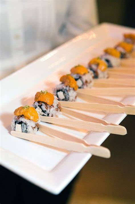 Best 25  Sushi catering ideas on Pinterest   Sushi buffet