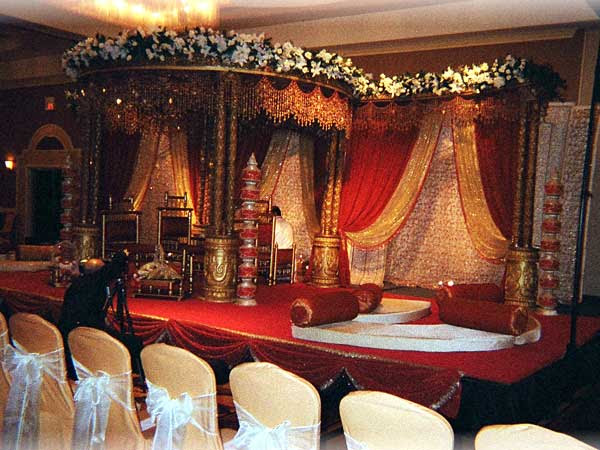 Wedding Decoration Tips - Hindu Wedding Decorations - Hindu ...