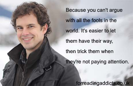 8 Wise Quotes From Christopher Paolini For Reading Addicts