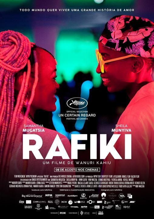 Rafiki : Poster