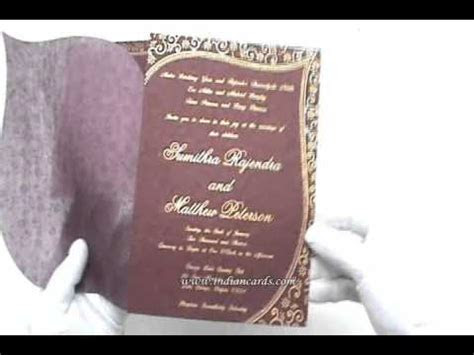 Wedding Invitations, Indian Wedding Cards, Indian Wedding