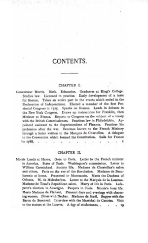 The Diary And Letters Of Gouverneur Morris Vol 1 Online