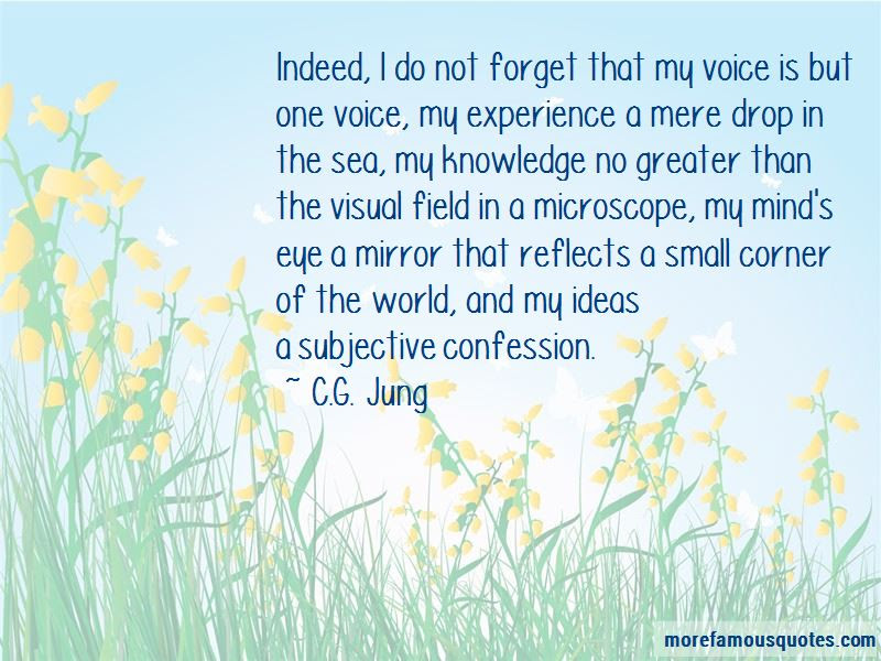 Voice Of Knowledge Quotes Top 42 Quotes About Voice Of Knowledge