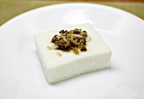 Tibok-Tibok (Coconut Milk Pudding)