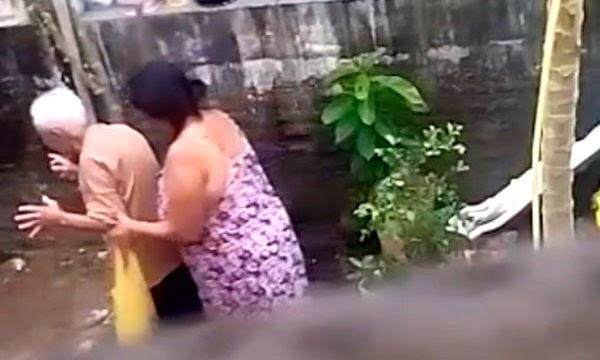 Suspeita de agredir mãe idosa de 76 anos é presa pela Polícia Civil