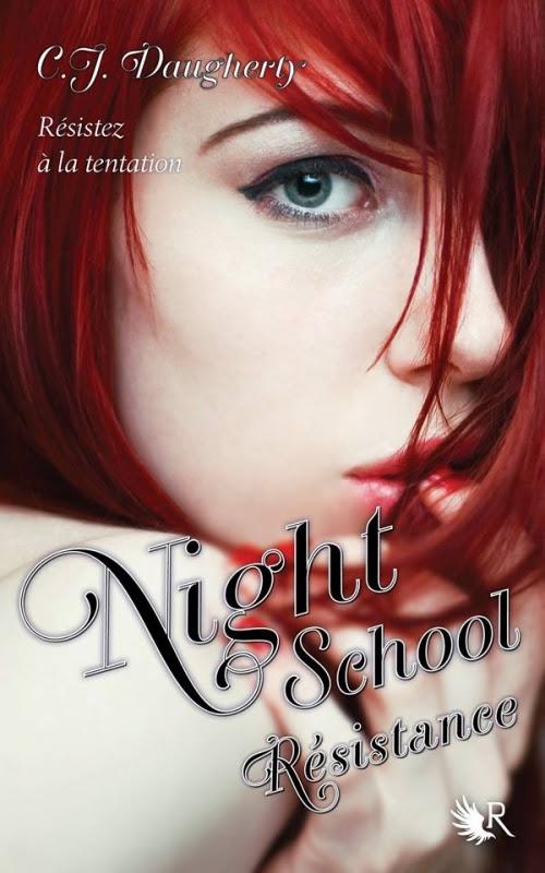 Couverture Night School, tome 4 : Résistance