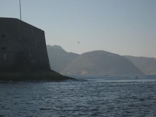 Rio entrance fort