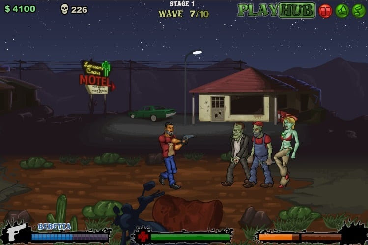 Cheats For Tequila Zombies 2