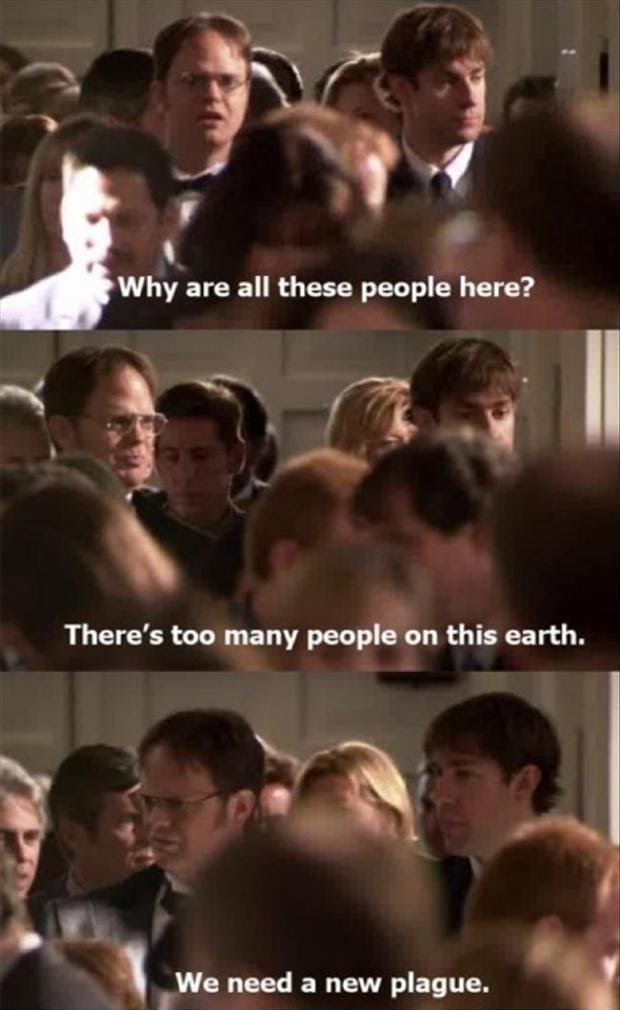 The Office Dwight Funny Quotes Traffic Club