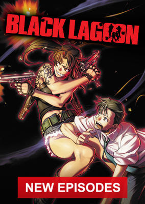Black Lagoon - Season 2